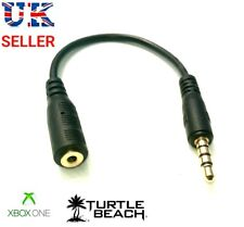 Chat Cable Adapter for microsoft Xbox One TalkBack Turtle Beach Gaming Headset✔️