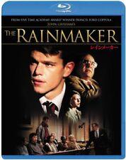 The Rainmaker (1997) Matt Damon Blu-Ray NEW (Japanese Pkg/English Audio)