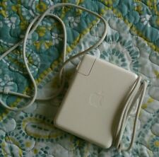 GENUINE APPLE 85 W PORTABLE POWER ADAPTER MODEL  A1172 GOOD CONDITION Free Ship