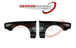 BMW 3 E30 1983-1991 Front Wings With Indicator Hole - Left & Right / Pair of