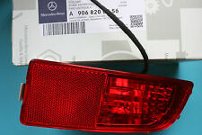 Genuine Mercedes Benz Sprinter W906 06-15 Rear Bumper Fog Lamp RH A9068200356