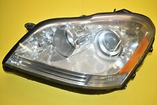 07 08 09 10 11 12 Mercedes-Benz GL450 Headlight Lamp Assembly Left Driver OEM