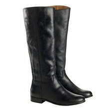 Kenneth Cole New York Leather Women's Mea  Boots Black Size 6.5