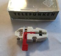 Telefunken T23 Cartridge With Needle New Old Stock Original Made In Germany 🇩🇪