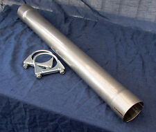 Renault Megane RS250/RS265 Centre silencer mid silencer delete pipe de-res pipe