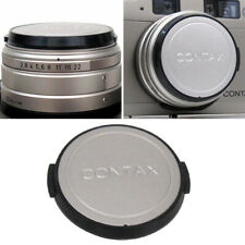 Silver Contax GK-41 46mm Front Lens Cap for Contax G1 and G2 Cameras