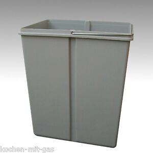 Wesco Ersatzteile für Traditionline Einbau Mülleimer