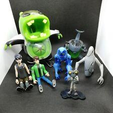 Bundle Of 7x Ben 10 Figures Cartoon Network Toys