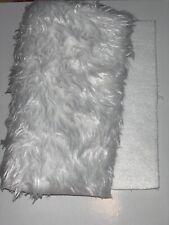 Fur fabric atrás Fieltro Hoja A4 fabricante de arco Die Cut fur fabric en fieltro Pascua Bunny