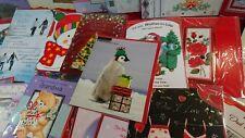 job lot 300 juvenile cards xmas cards