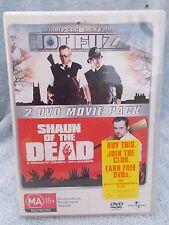 HOT FUZZ/SHAUN OF THE DEAD(2 DISC BOXSET)SIMON PEGG NICK FROST MA R4