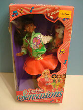 BELINDA, Barbie and the SENSATIONS, Singing Sweethearts, 1987, Pop Star, #4976
