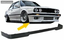 Genuine E 30 IS OE front anti-chocs spoiler lip IS Sport M Power 318is ABS Valance