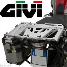 Extension de porte-paquet GIVI EX1SRA aluminium 410mm 510mm sac selle rouleau