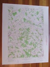 Cassville New York 1960 Original Vintage USGS Topo Map