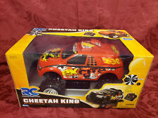 Cheetah King Red Vehicle Race Track Kids Stuff Remote RC 27 Mhz Controlled Car