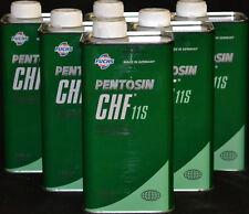 7x1 Liter PENTOSIN Hydrauliköl Servolenkungsöl CHF 11S MB 0019892403 BMW VW