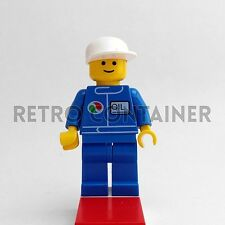 LEGO Minifigures - Gas Station Worker - oct005 - Octan Omino Minifig Set 6331