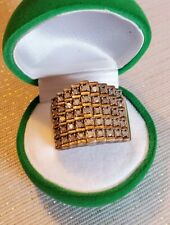Cocktail Right Hand Ring Jwbr 925 Diamond Cluster