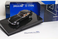 AUTOART JAGUAR TYPE E COUPE SERIE III V12 BLACK 1:43