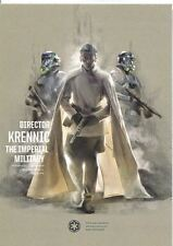 Star Wars Rogue One Series 2 Prime Forces Chase Card PF-8 Director Krennic