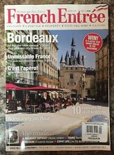 French Entree Bordeaux Unmissable France Normandy Jan/Feb 2016 FREE SHIPPING JB