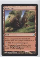 2013 Magic: The Gathering - Modern Masters #225 Vivid Crag Magic Card 0o3