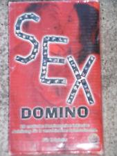 Lot  Jeu érotique Sex Domino + Jeu coquin surprise