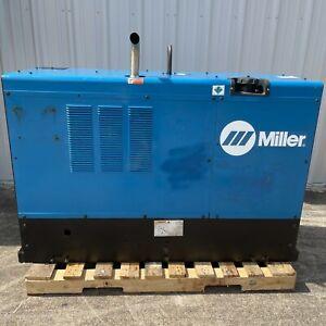 2011 Miller Big Blue 400 D Diesel Welder 907327 Deutz Deluxe Generator- 2500hrs