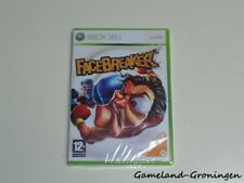 Xbox 360 Game: FaceBreaker (NEW/SEALED)