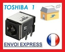 Connecteur alimentation dc jack  Toshiba Satellite P10 Series: (PSP10U)