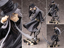New ARTFX J Black Butler Kuroshitsuji Book of Circus Under Taker 1/8 Figure 21cm