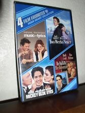 4 Film Favorite - Hugh Grant Collection (DVD, 2008, 2-Disc Set,NEW)