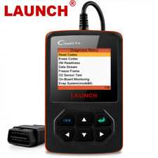 Launch Creader V+ OBDII EOBD Automotive Scanner Code Reader Car Diagnostic Tool