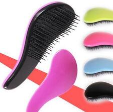 Spazzola districante scioglinodi per capelli doccia e shampoo professionale