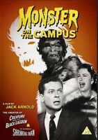 Monster On the Campus DVD (2016) Arthur Franz, Arnold (DIR) cert PG ***NEW***