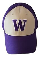 NCAA Washington Huskies Cap Structured Adjustable Hat
