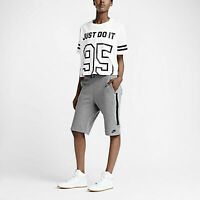 """Nike Tech Fleece - Women's Training Shorts - Grey - Size XS (28"""" Waist)"""