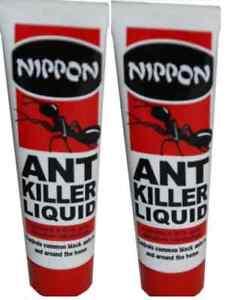SET OF 2 NEW NIPPON ANT/INSECT KILLER LIQUID  25g GEL