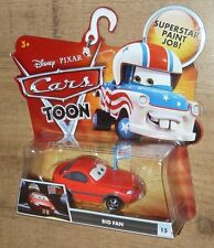 New Disney Cars TOON MATER BIG FAN no 15