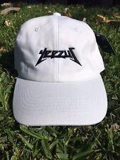 Yeezus Hat Glastonbury Unstructured Strap back Dad Cap 350 750 Yeezy Kanye White
