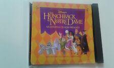 THE HUNCHBACK OF NOTRE DAME CD -ROM PRESS KIT DISNEY USA 1996