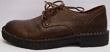 Born Size 11 Brown Leather Oxfords New Mens Shoes