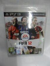 PS3  FIFA 12 PLAYSTATION 3 gioco calcio in italiano football - nuovo sigillato