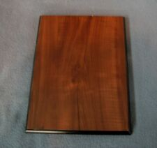 Blank Wood Grain Wall Plaque 9 X 12