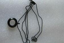 Black Mini Classic W/Chain (Lk1040) Origami Owl Living Locket (new)