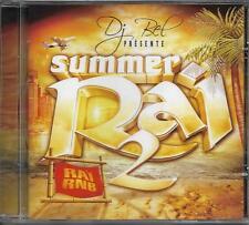 CD 28T DJ BEL PRESENTE SUMMER RAI 2 DE 2008 NEUF SCELLE NADIR/FAYZA/CHEB AZIZ