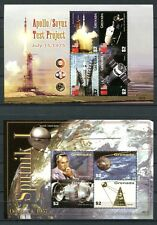 Grenada 2006 Raumfahrt Space Apollo Soyuz Giotto 5767-80 + Block 754-756 MNH
