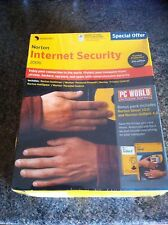 Norton Internet Security 2006 with Norton Ghost 10.0 & Norton GoBack 4.0 New