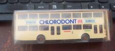 Wiking 1/87 HO MAN Berlino Doppio Decker Bus 730 CHLORODONT Dentifricio ad
